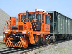 Used Rail King mover | Rail King sales
